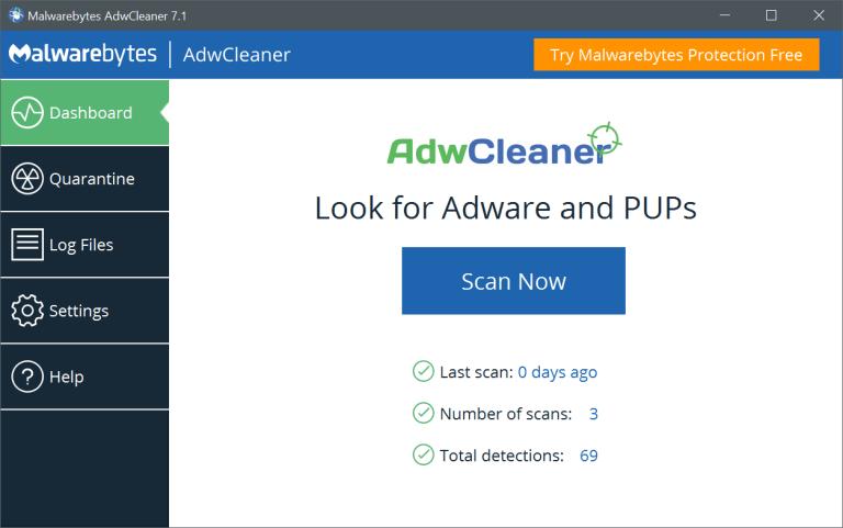 AdwCleaner 8.8.0 Crack & Serial Key Latest (2021) download