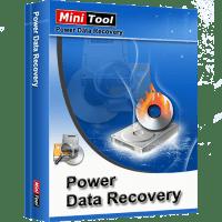 MiniTool Power Data Recovery 9.4.3 Crack [Latest] 2021