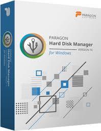 Paragon Hard Disk Manager 17.16.12 Crack + Key Torrent 2021