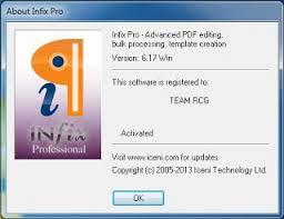 Infix PDF Editor Pro 8.1.1 Crack Free Download [Latest]2021