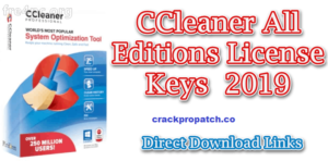 CCleaner Professional Key 5.80.8743 With Crack Latest Download {2021}