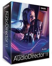 CyberLink AudioDirector Crack v11.0.2304.0 + Key [2022] Download